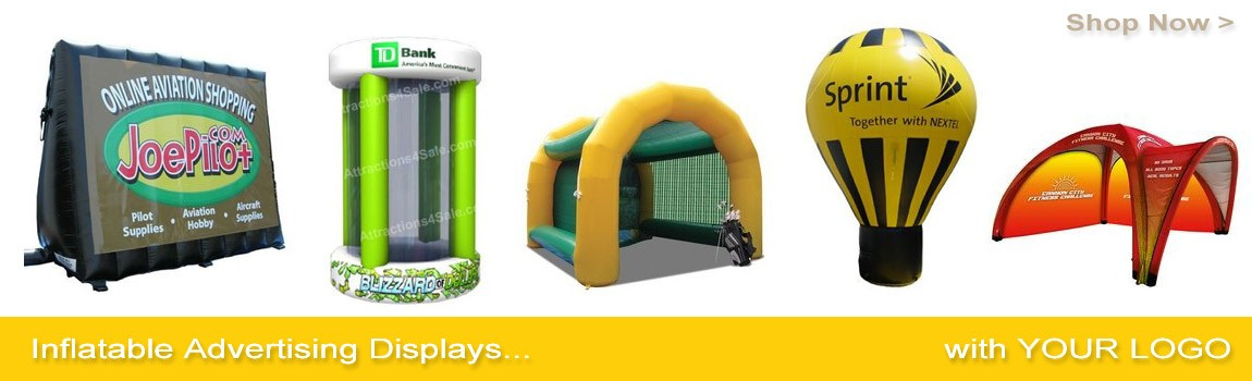Inflatable AD Displays